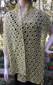 Arabesque Shawl