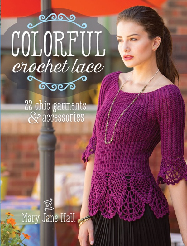 ColorfulCrochetLace